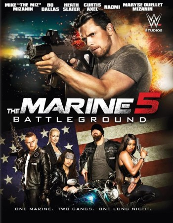 The Marine 5 Battleground (2017) 720p Brrip H264 Aac-rarbg