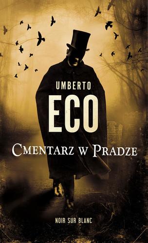 Cmentarz w Pradze - Umberto Eco (wersja na czytniki)