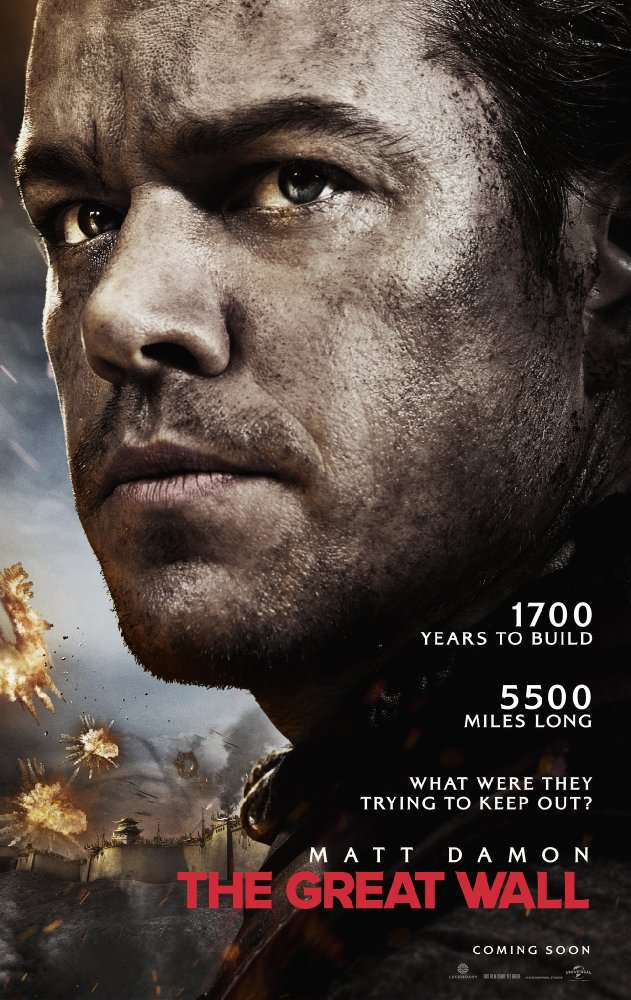 The Great Wall 2016  BRRip x264M2Tv