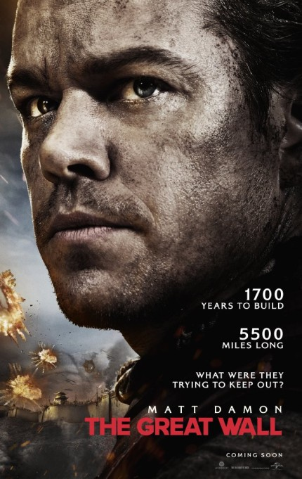The Great Wall (2016) DVDRip XviD AC3-iFT