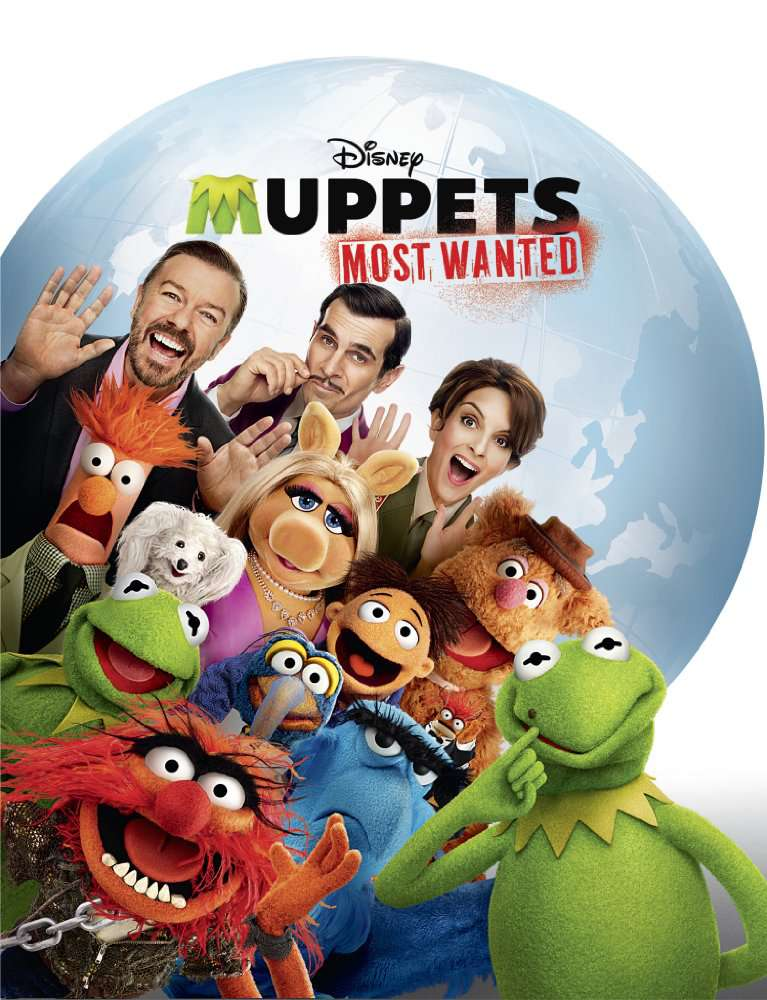 Muppets Most Wanted 2014 BluRay  DD5 1 H265d3g