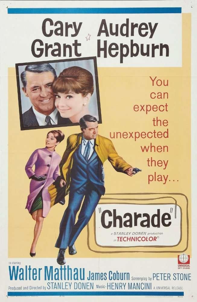 Charade 1963 iNTERNAL BDRip x264LiBRARiANS
