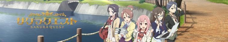 Sakura Quest S01E19 720p WEB x264-ANiURL