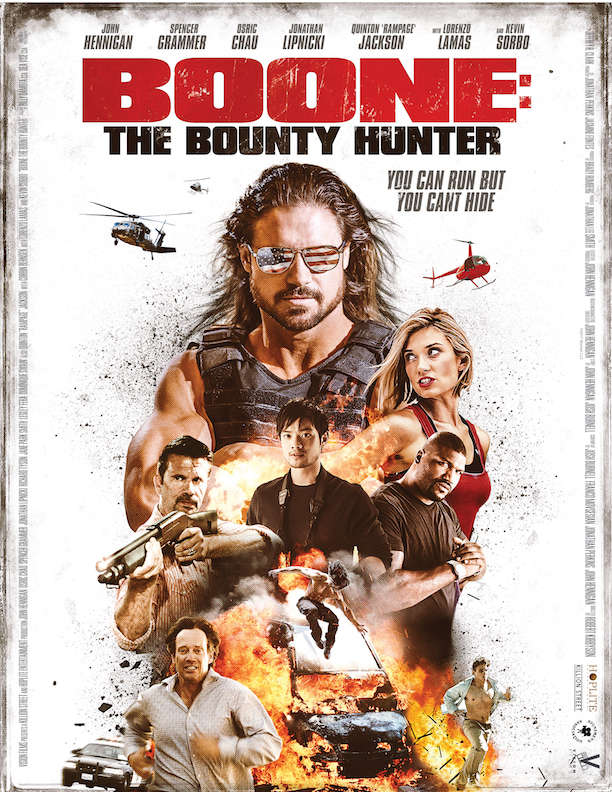 Boone The Bounty Hunter 2017 720p BRRIP X264 AC3-DiVERSiTY
