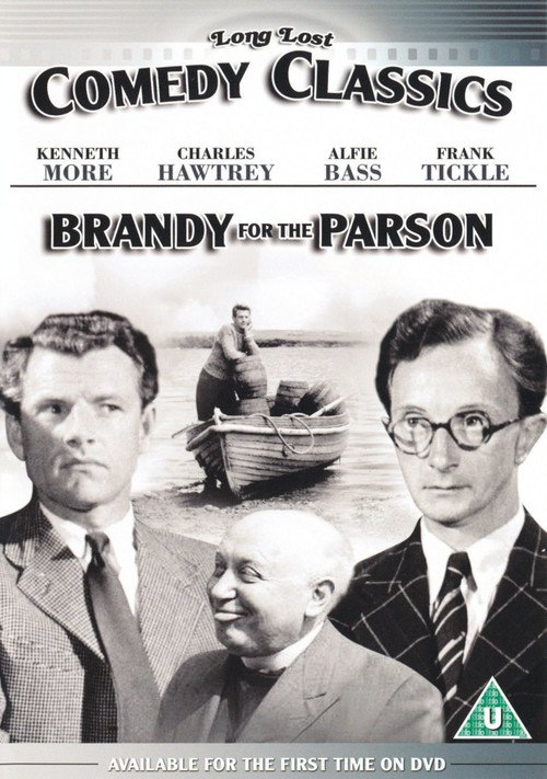 Brandy For The Parson 1952 COMPLETE PAL DVDR-WaLMaRT