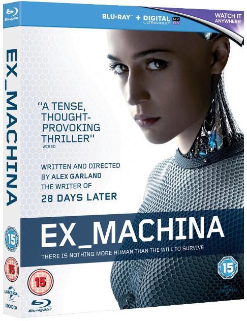 Ex Machina (2015) BRRip x264 700MB-DLW