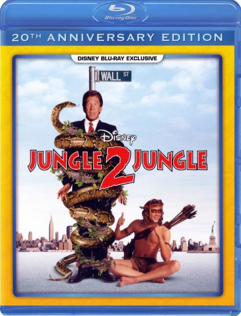 Jungle 2 Jungle (1997) 720p BluRay x264-x0r
