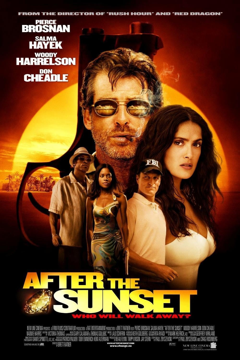 After the Sunset 2004 720p BluRay x264-x0r