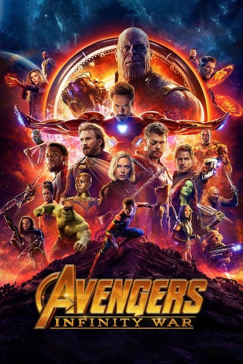 Avengers Infinity War 2018 720p HDCAM X264