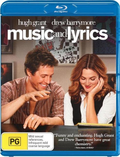 Music and Lyrics (2007) 720p BluRay 5.1 Dual Audio [English+Hindi] Esub-GOPISAHI