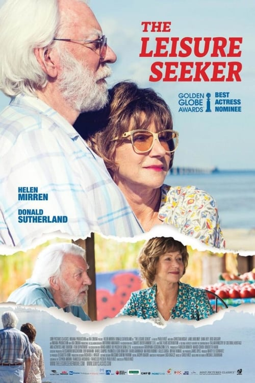 The Leisure Seeker 2017 1080p BRRip x265 AC3-Freebee
