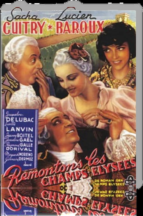 Remontons Les Champs-Elysees 1938 BDRip x264-GHOULS
