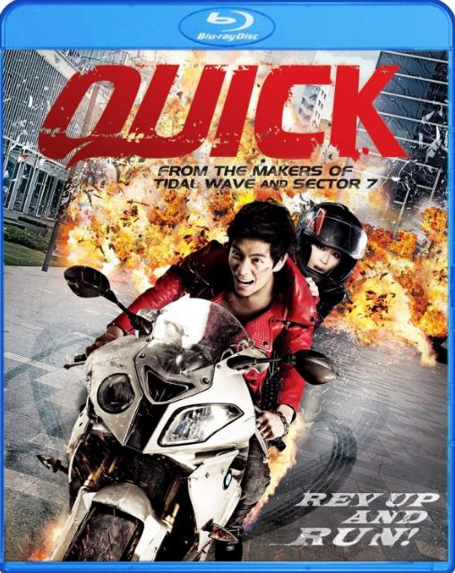 Quick (2011) 480p BluRay Dual Audio [Hindi+Korean] 350MB ESubs-DLW
