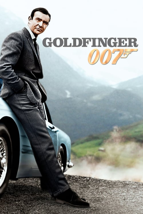 Goldfinger 1964 1080p Blu-ray Remux AVC DTS-HD MA 5 1 - KRaLiMaRKo