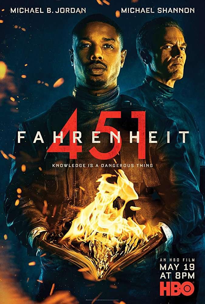 Fahrenheit 451 2018 HDRip XviD AC3-iFT[N1C]