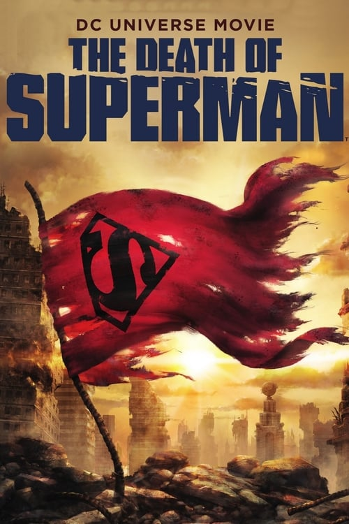 The Death Of Superman 2018 HDRip XviD AC3-EVO
