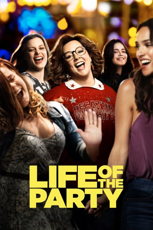 Life Of The Party 2018 720p WEB-DL H264 AC3-EVO