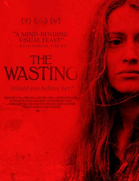 The Wasting (2017) HDRip XviD AC3-EVO