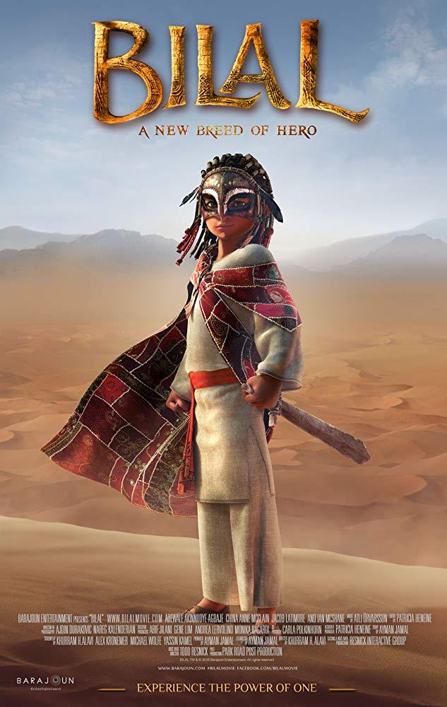 Bilal A New Breed of Hero (2018) 1080p WEB-HD 1.5 GB - iExTV