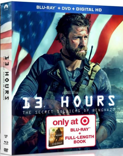 13 Hours The Secret Soldiers Of Benghazi (2016) 720p BluRay x264 Dual Audio Hindi DD 5.1 - English ESub MW