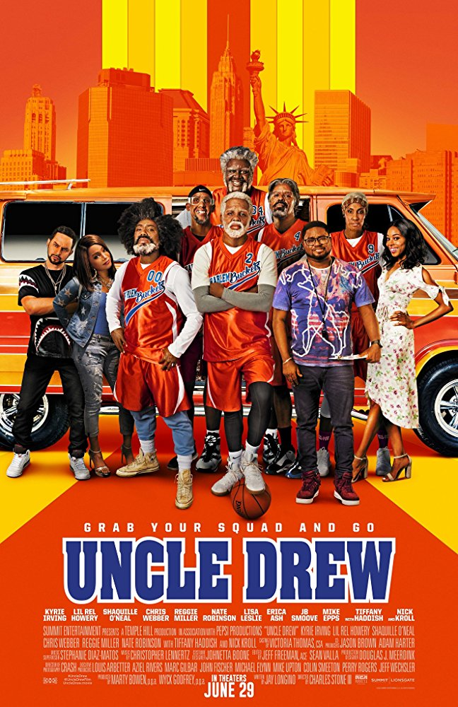 Uncle Drew (2018) CAM-MaTinE