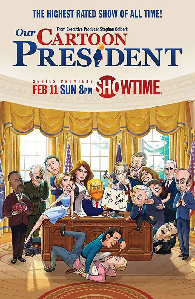 Our Cartoon President S01E15 HDTV x264-aAF