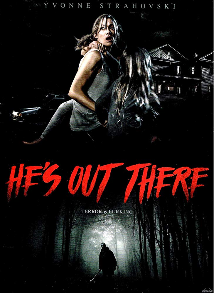Hes Out There 2018 HDRip XviD AC3-EVO