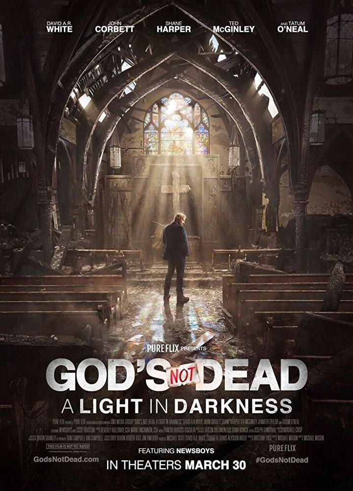 Gods Not Dead A Light in Darkness 2018 HDRip AC3 X264-CMRG