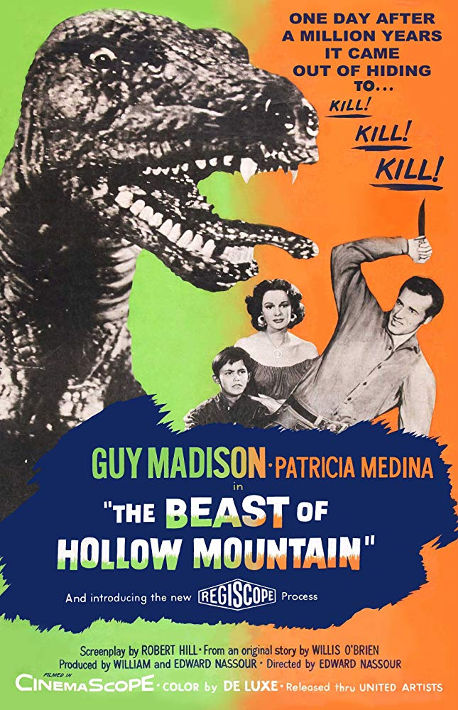 The Beast of Hollow Mountain 1956 720p BluRay x264-x0r