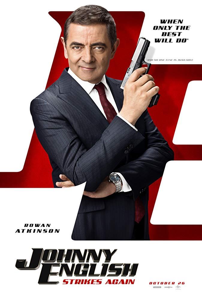 Johnny English Strikes Again (2018) CAM LATINO-1XBET