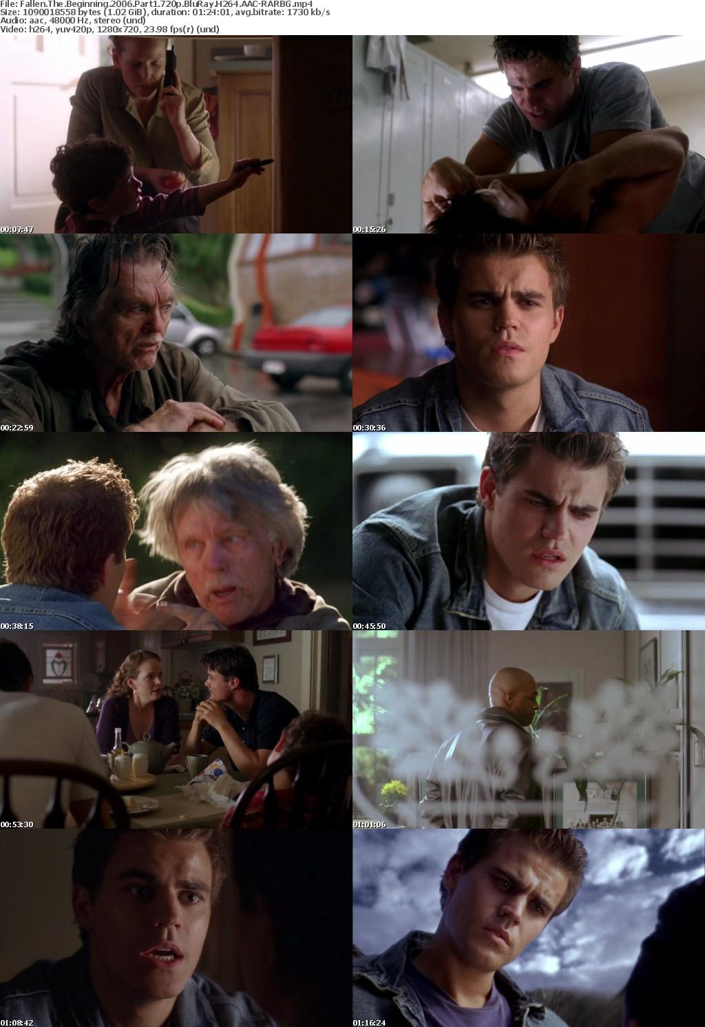 Fallen The Beginning (2006) Part1 720p BluRay H264 AAC-RARBG