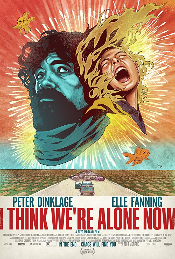 I Think We're Alone Now (2018) HDRip AC3 X264-CMRG