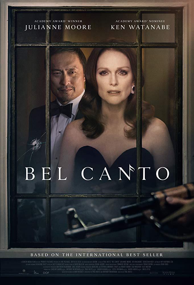 Bel Canto (2018) HDRip XviD AC3-EVO
