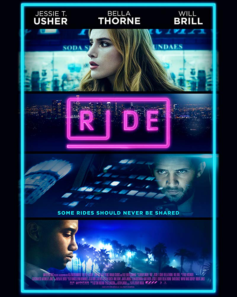Ride (2018) HDRip XviD AC3-EVO