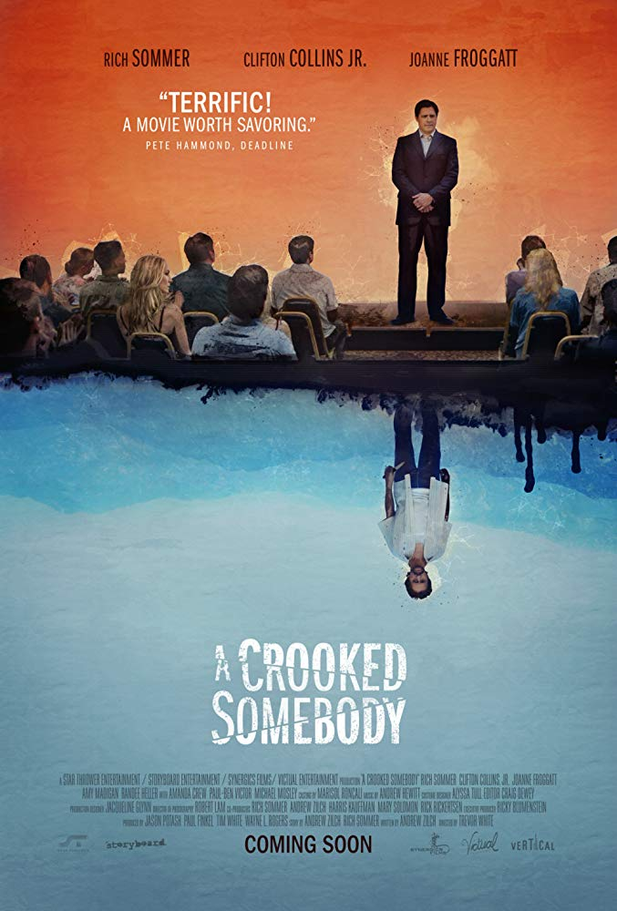 A Crooked Somebody 2018 HDRip XviD AC3-EVO[TGx]