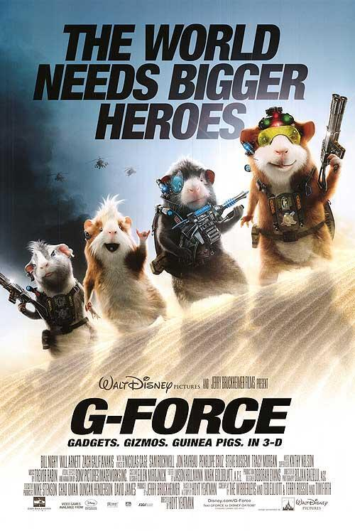 G-Force (2009) 1080p BluRay H264 AAC-RARBG
