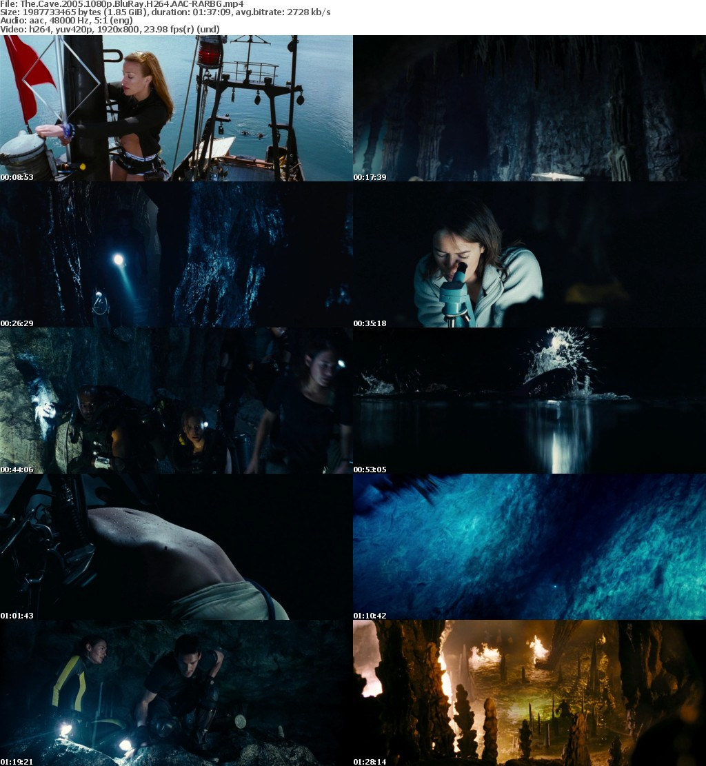 The Cave (2005) 1080p BluRay H264 AAC-RARBG