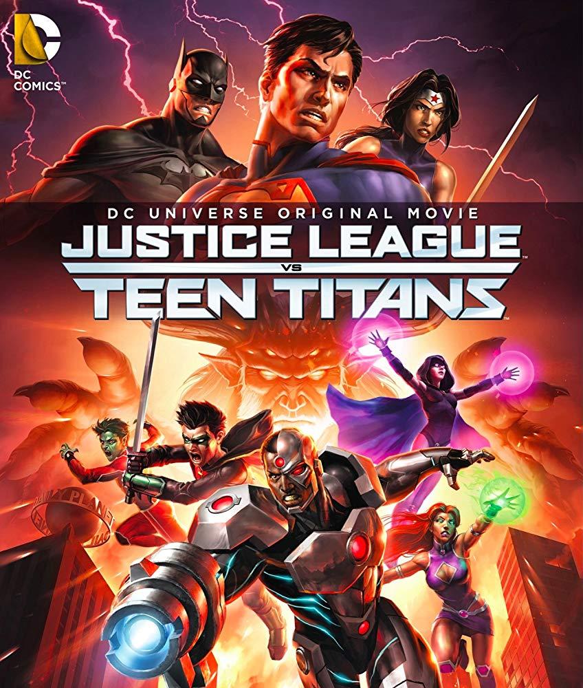Justice League vs Teen Titans 2016 1080p BluRay H264 AAC-RARBG