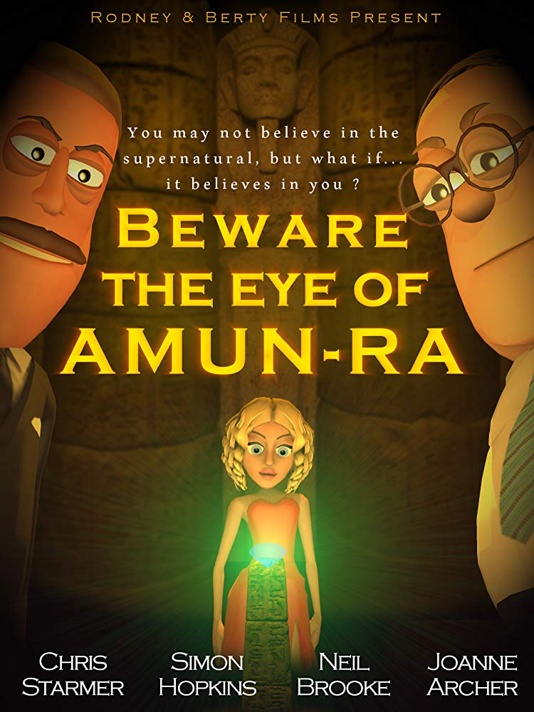 Beware the Eye of Amun-Ra (2018) HDRip x264 - SHADOW