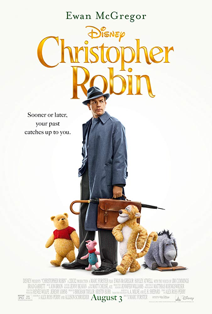 Christopher Robin (2018) 1080p BluRay AC3 5.1 x264 MW