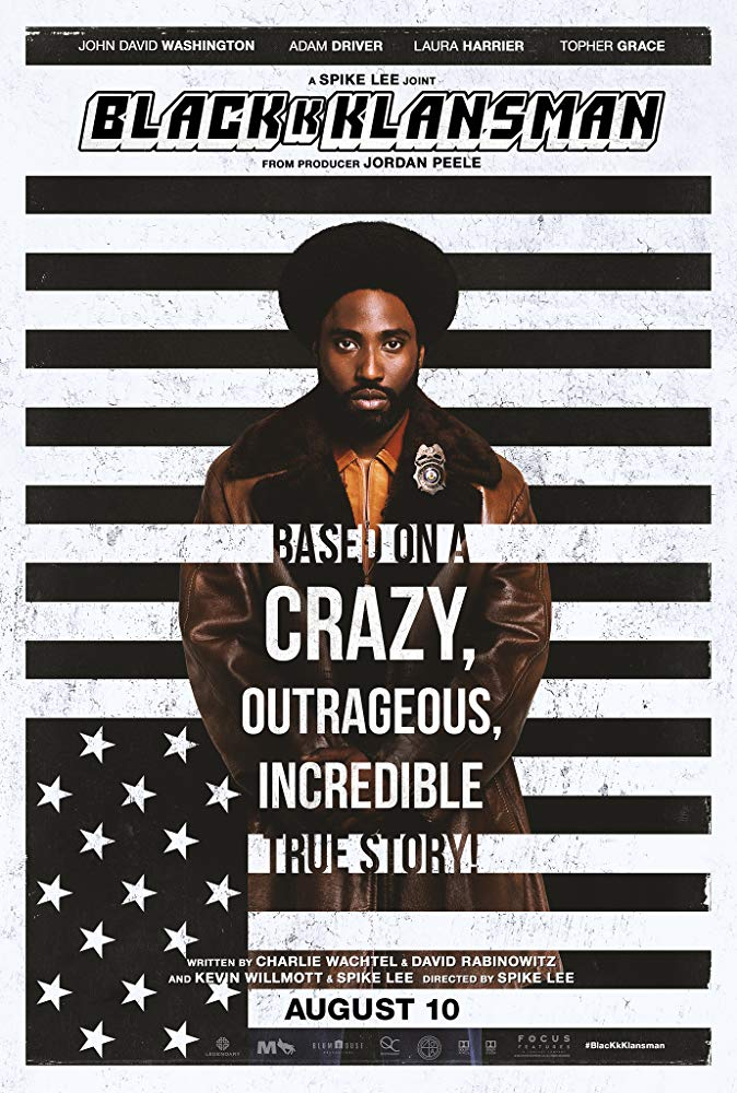 BlacKkKlansman (2018) HDRip XViD AC3-ETRG