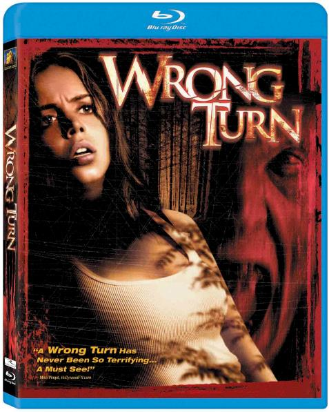 Wrong Turn (2003) 1080p BluRay x265 HEVC Come2daddy HQ