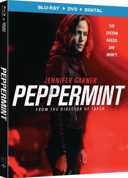 Peppermint (2018) HDRip XviD-AVID