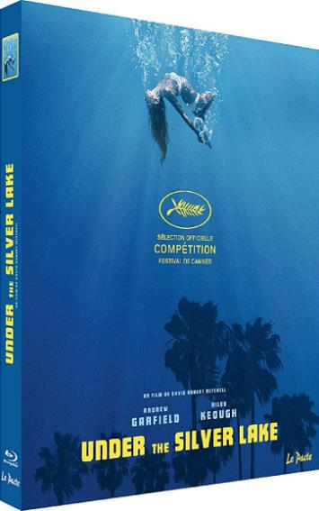 Under the Silver Lake (2018) 720p BluRay x264 MW
