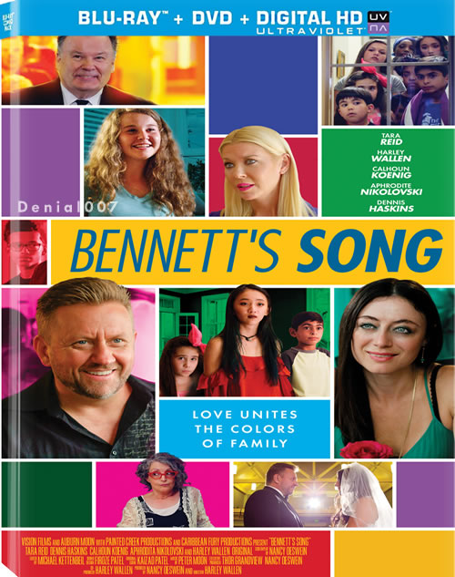 Bennetts Song (2018) 720p AMZN WEB-DL DDP2.0 H264-CMRG