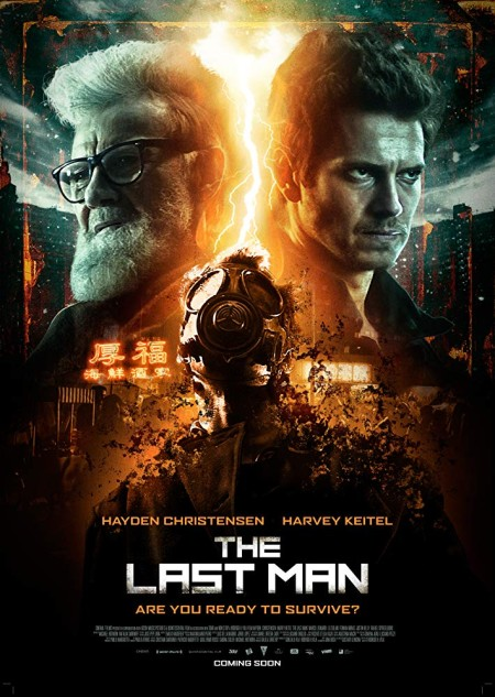 The Last Man (2018) HDRip AC3 X264-CMRG