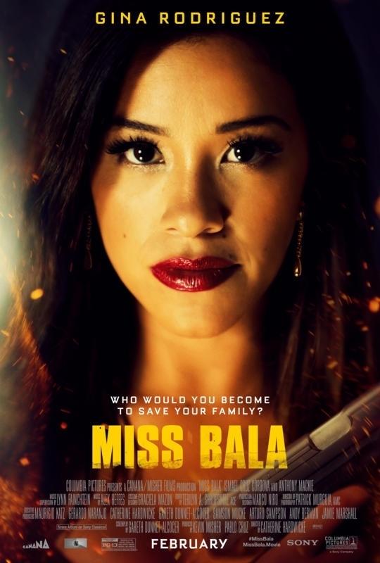 Miss Bala 2019 720p HDCAM LLG