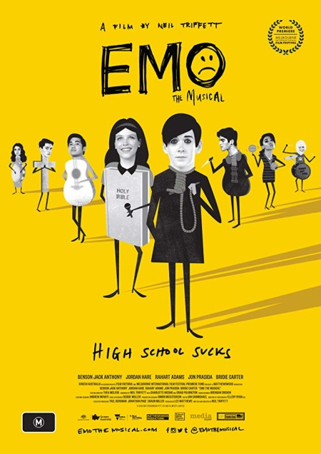 EMO The Musical (2016) WEB x264-STRiFE