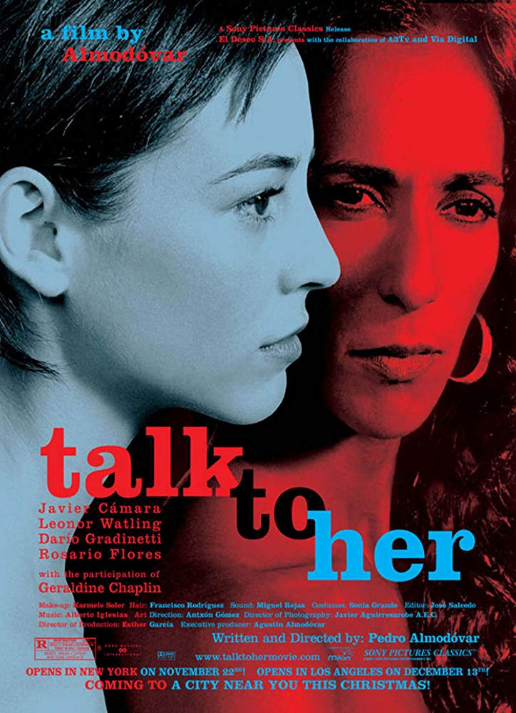 Talk To Her 2002 720p BRRip 999MB MkvCage