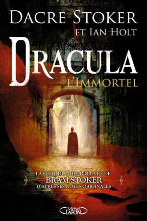 couverture de l'édition française de DRACULA L'IMMORTEL
